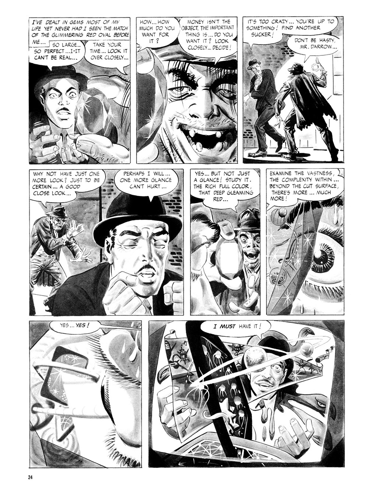 Read online Eerie Archives comic -  Issue # TPB 2 - 25