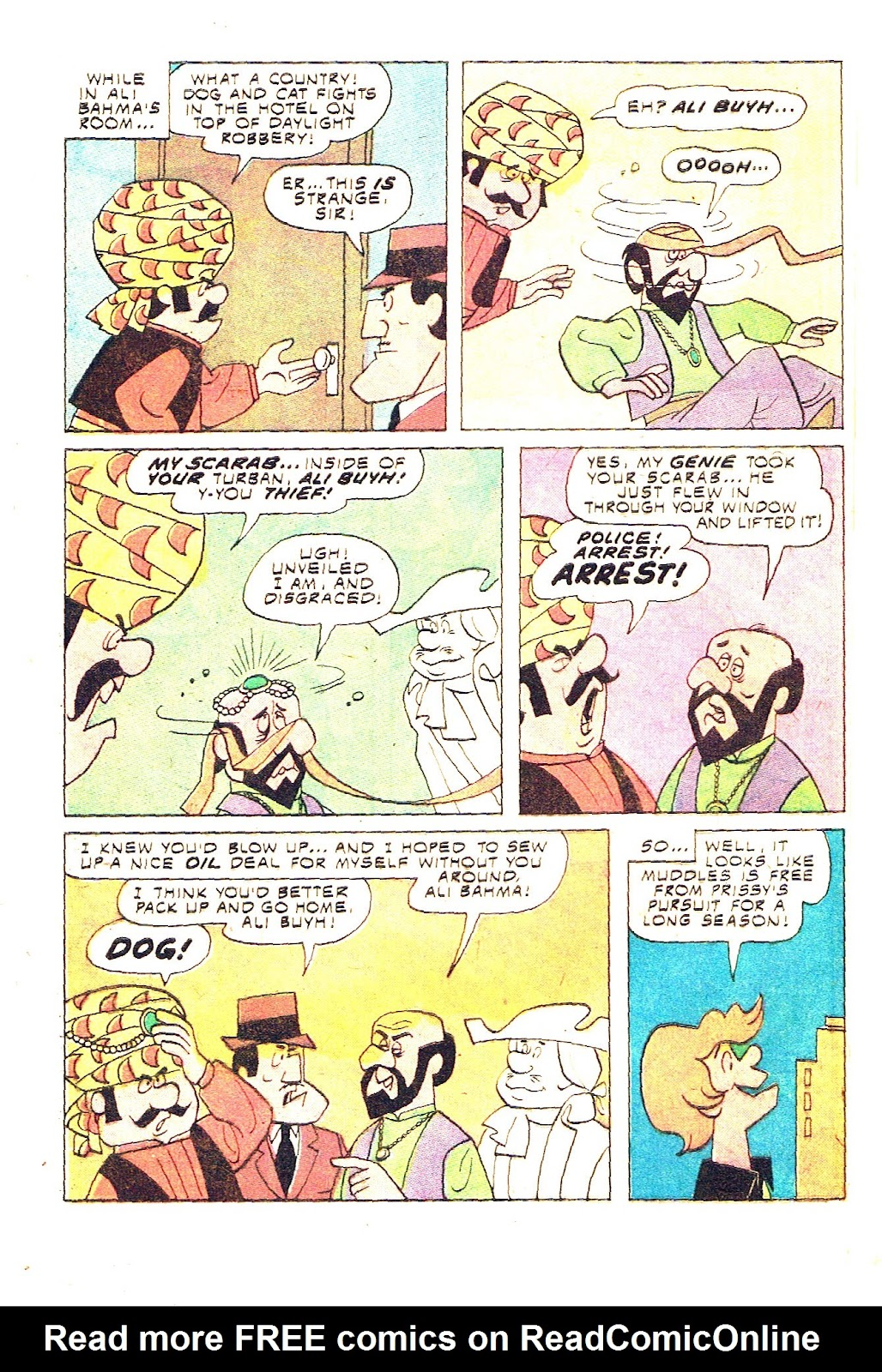 The Funky Phantom issue 13 - Page 32