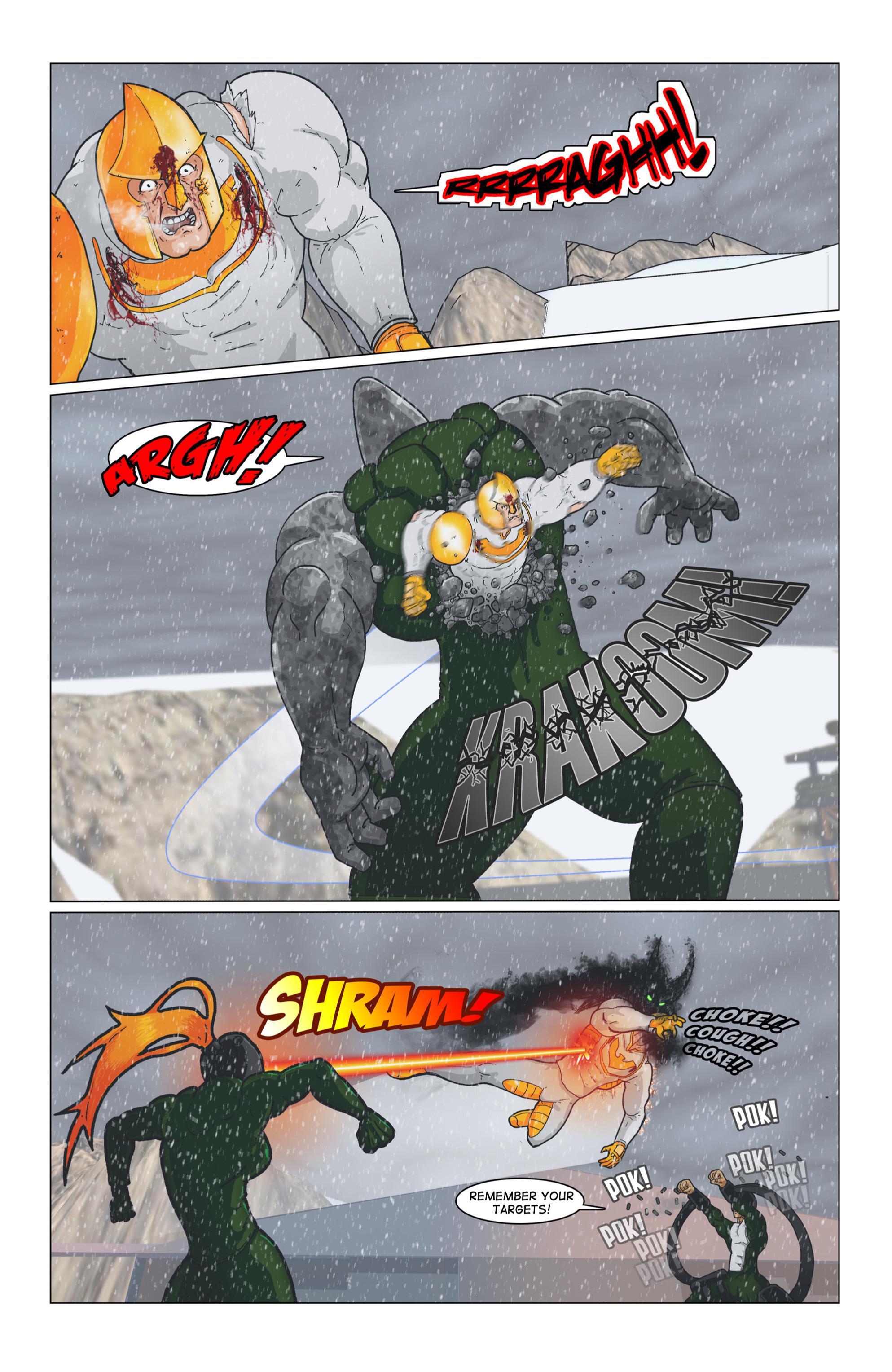 Read online Vanguard (2015) comic -  Issue #3 - 28