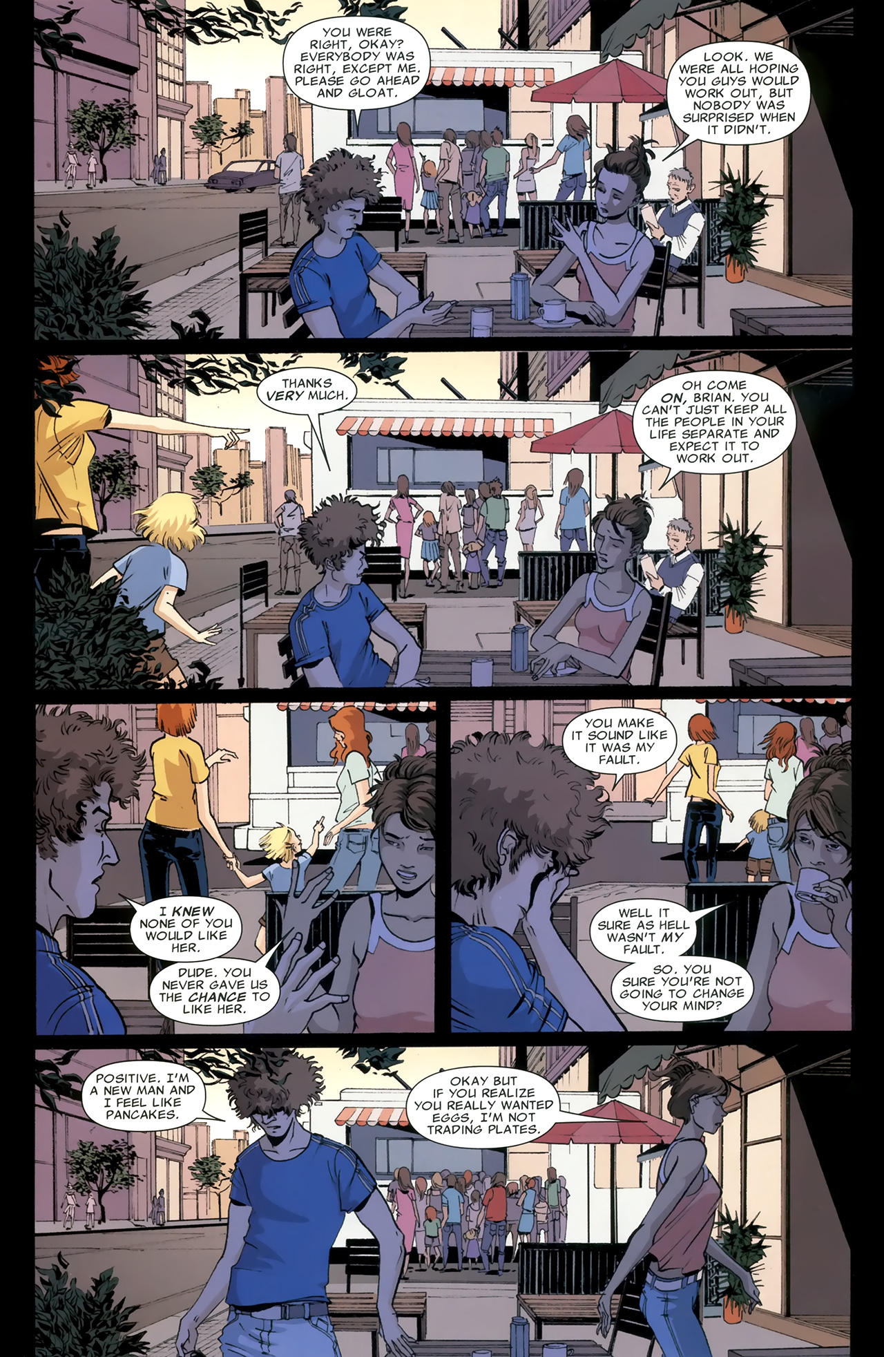 Read online Heralds comic -  Issue #4 - 20