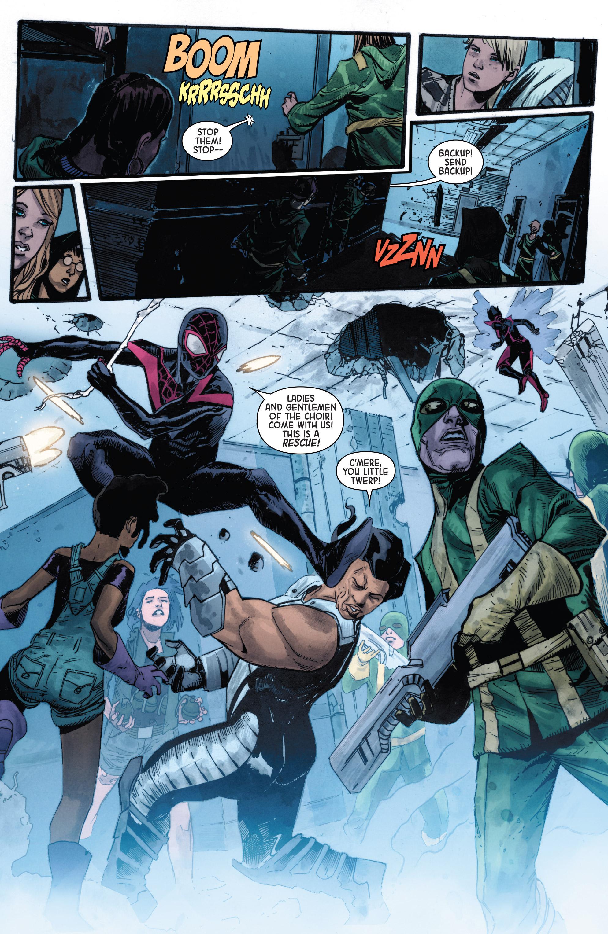 Read online Secret Empire: Uprising comic -  Issue # Full - 27
