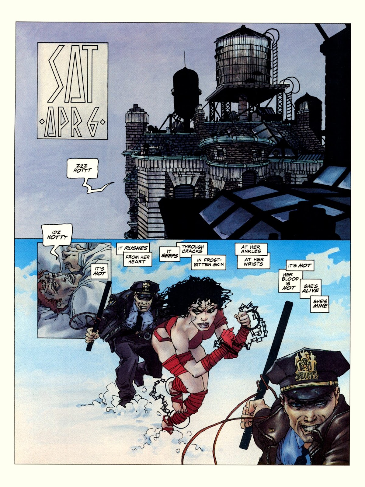 Elektra Lives Again issue Full - Page 21