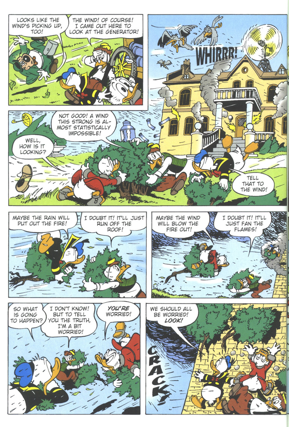Read online Uncle Scrooge (1953) comic -  Issue #309 - 32