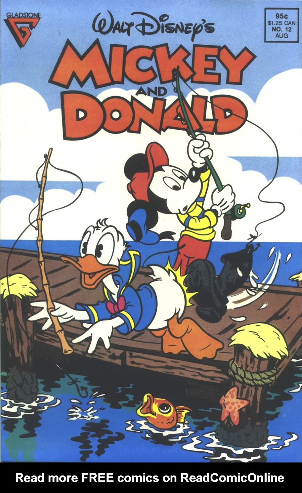Walt Disneys Mickey and Donald issue 12 - Page 1
