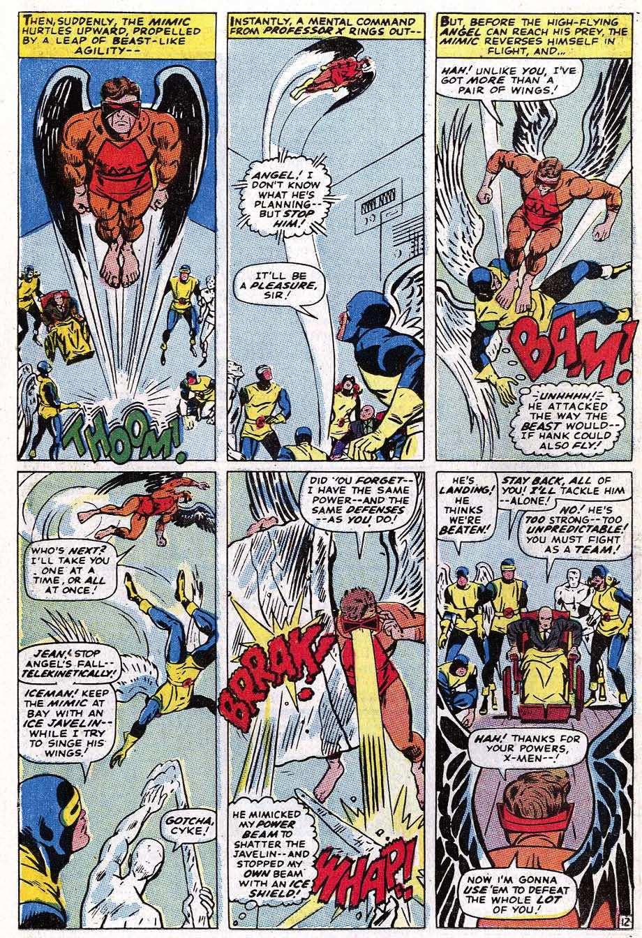 Read online Uncanny X-Men (1963) comic -  Issue #69 - 40