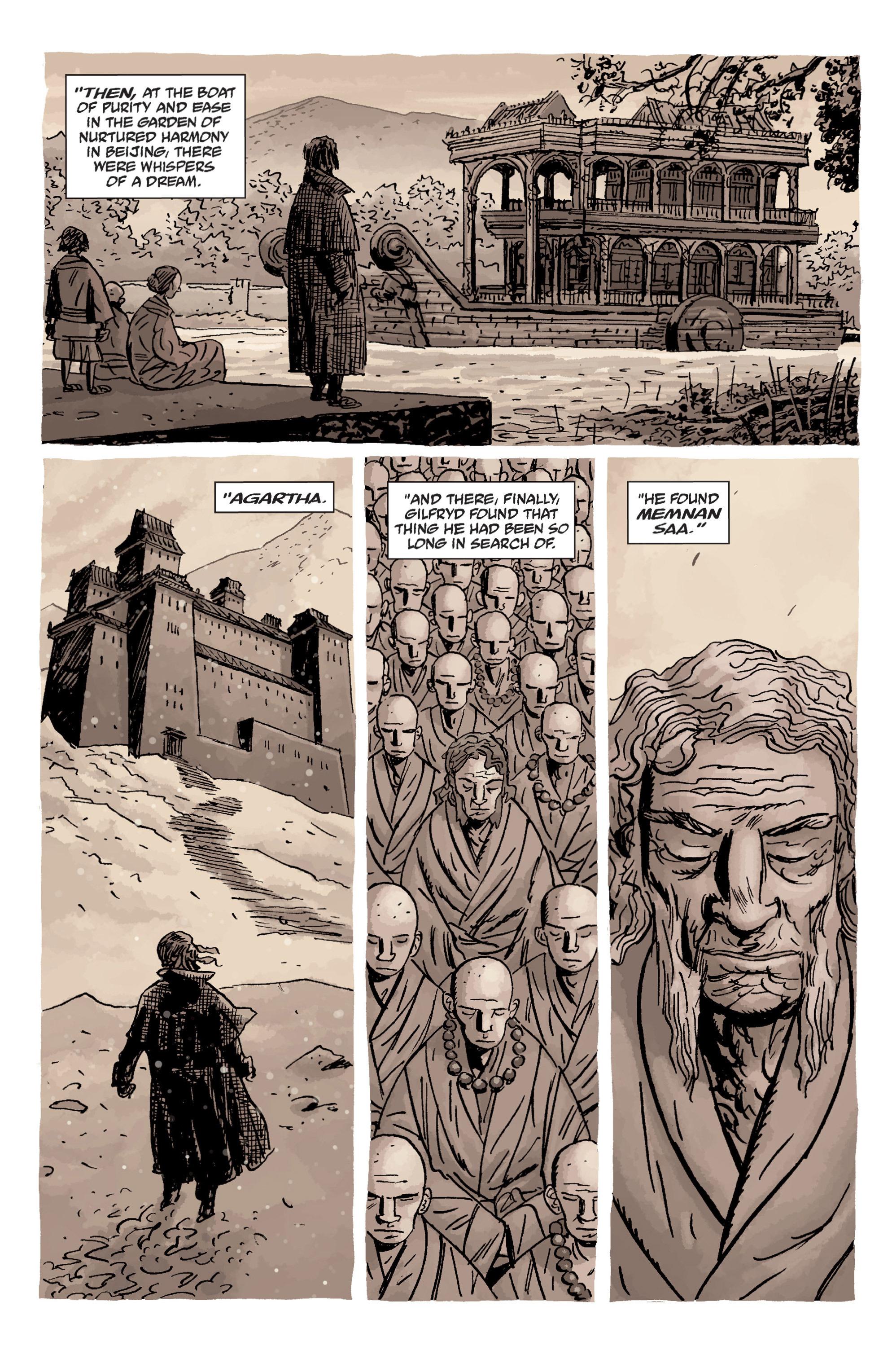 Read online B.P.R.D. (2003) comic -  Issue # TPB 11 - 63