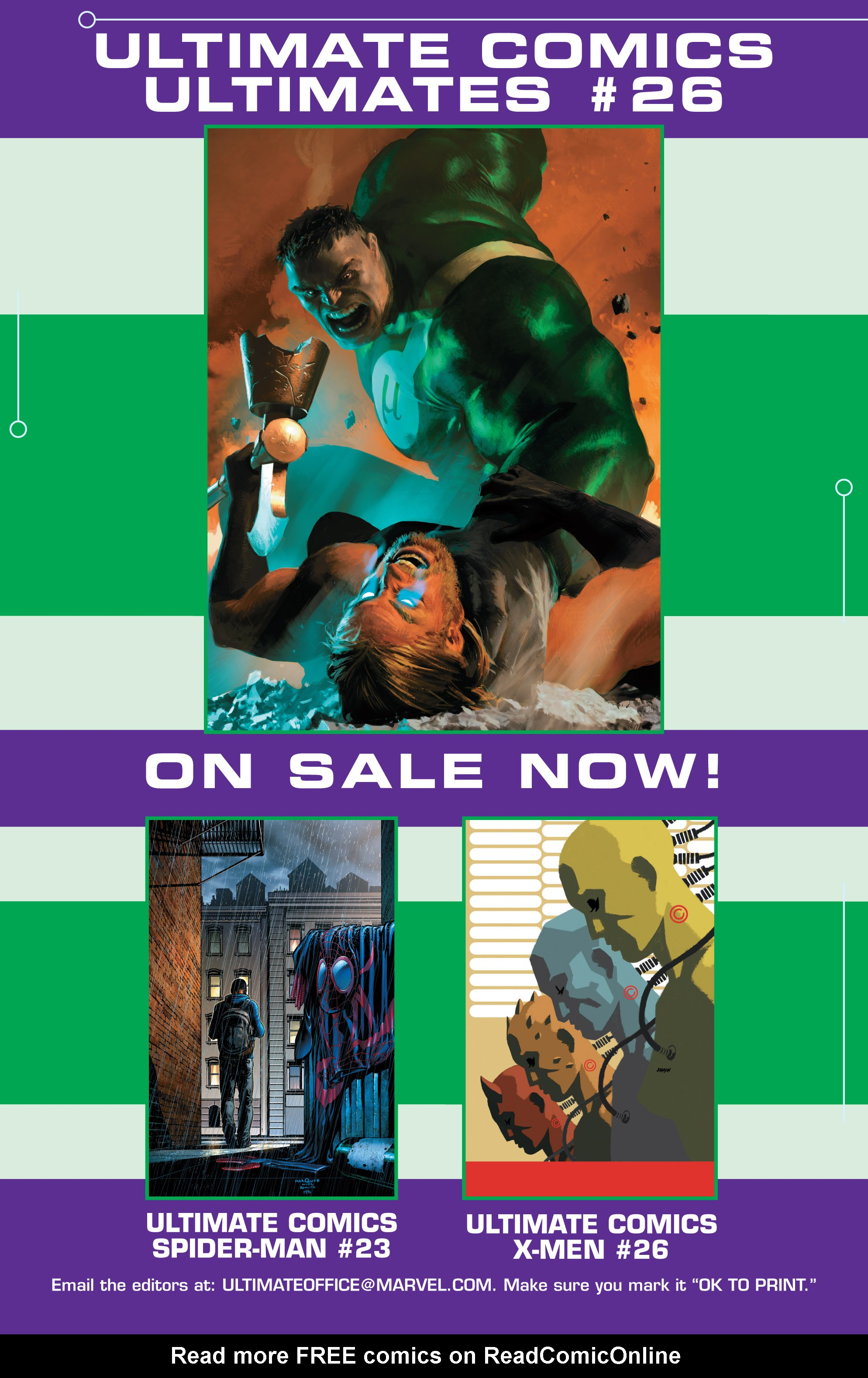 Read online Ultimate Comics Ultimates comic -  Issue #25 - 21