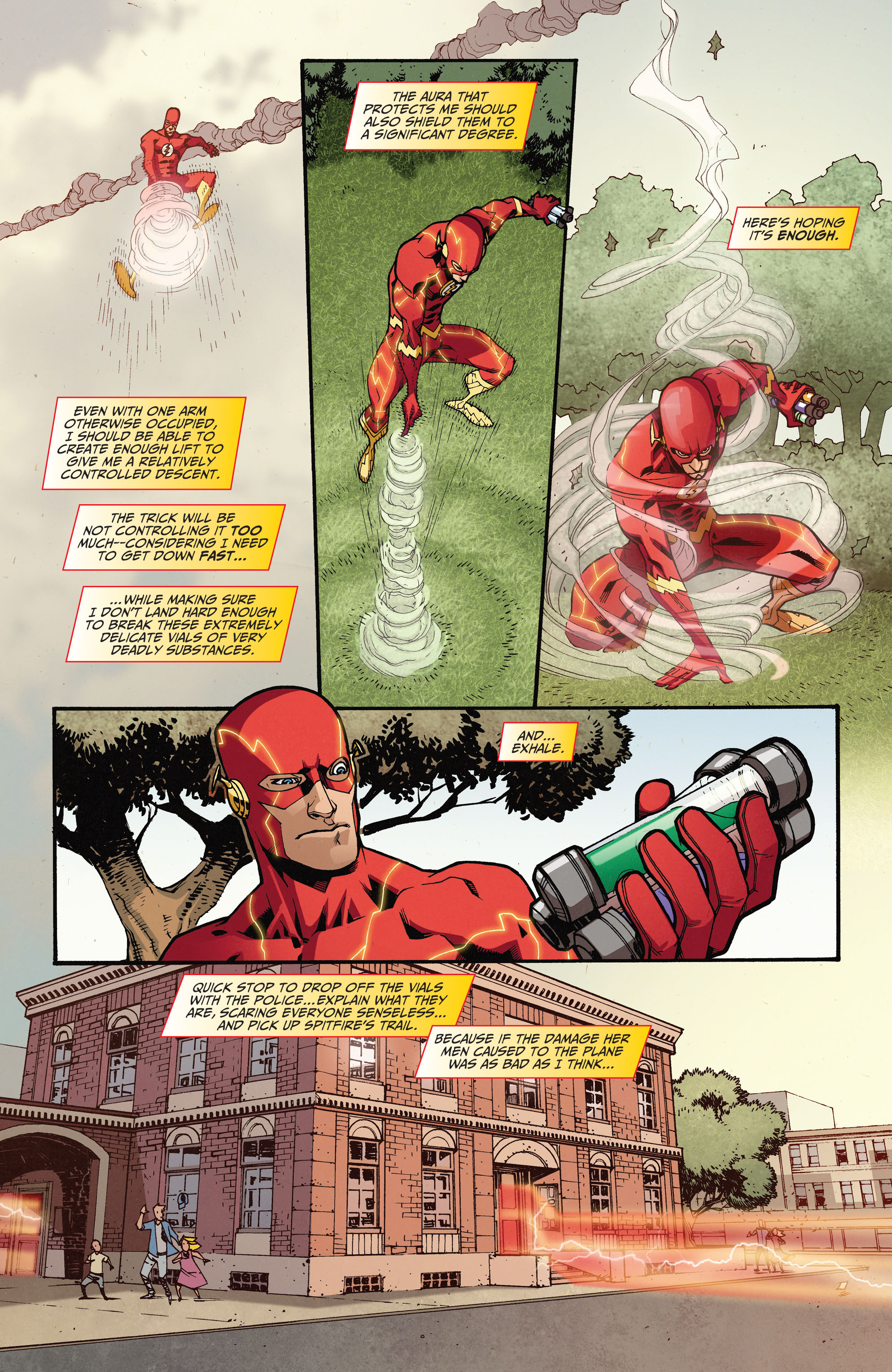 Read online The Flash (2011) comic -  Issue # _TPB 5 - 58