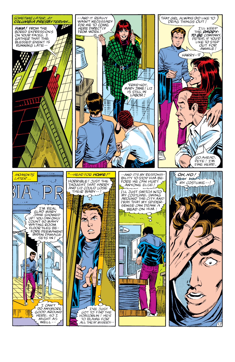 The Amazing Spider-Man (1963) 263 Page 12