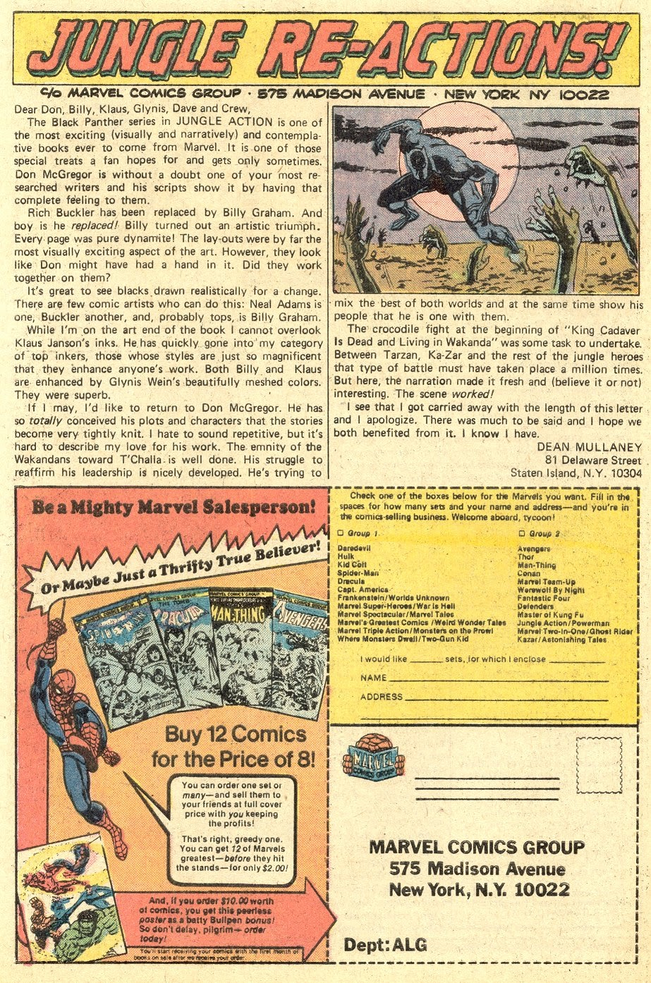 Jungle Action (1972) issue 12 - Page 30