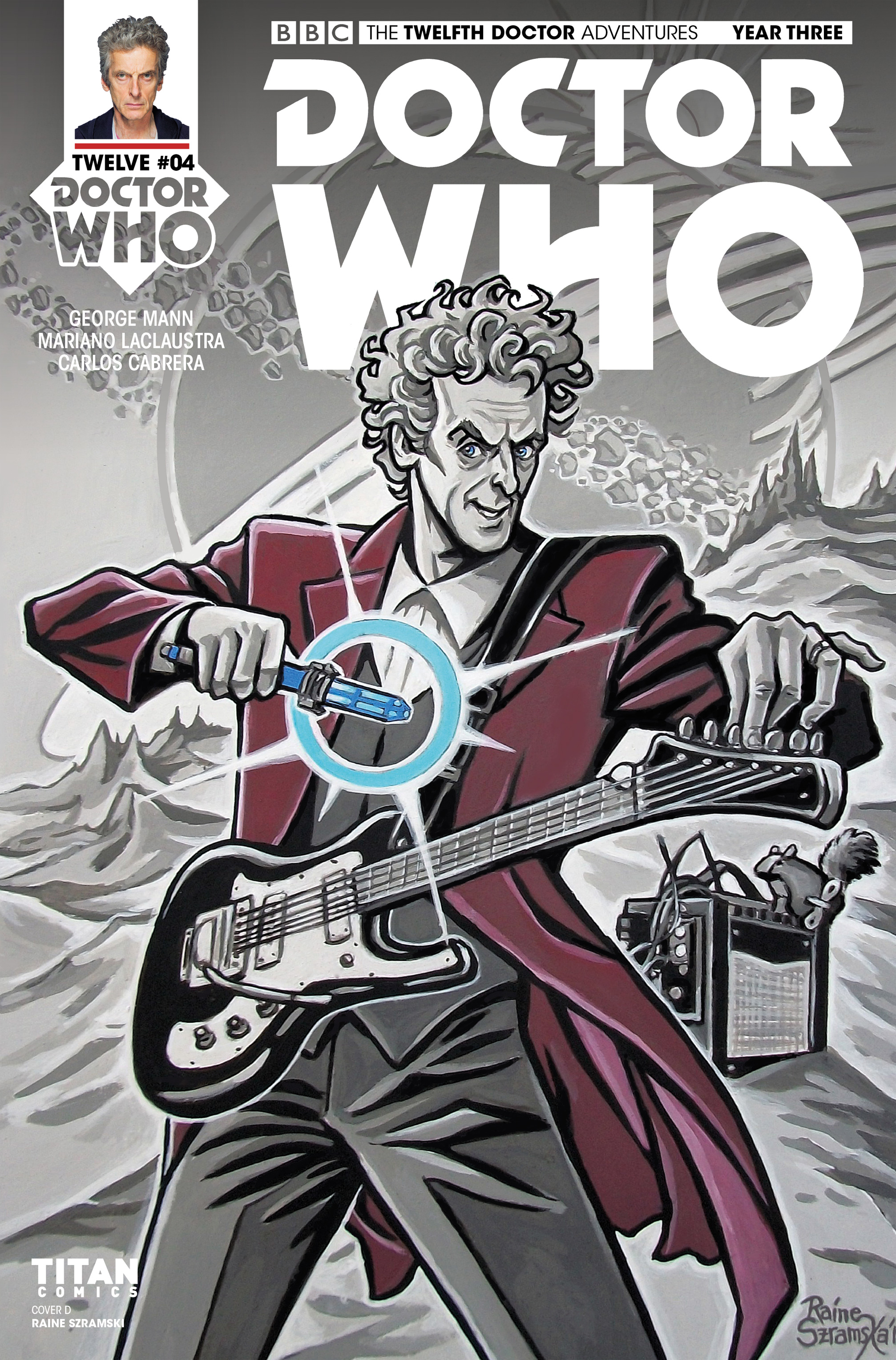 Read online Doctor Who: The Twelfth Doctor Year Three comic -  Issue #4 - 4