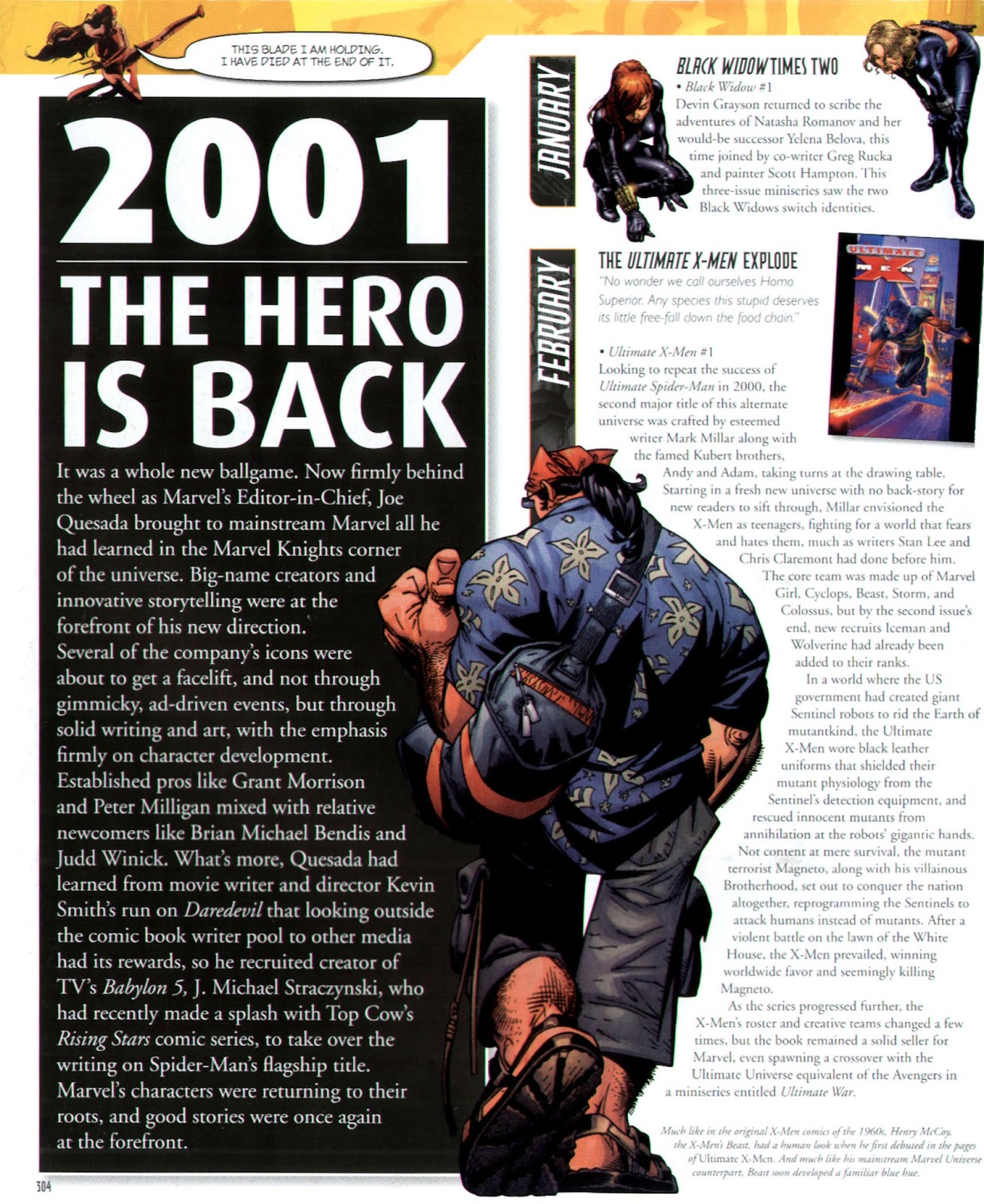 Read online Marvel Chronicle comic -  Issue # TPB (Part 3) - 83
