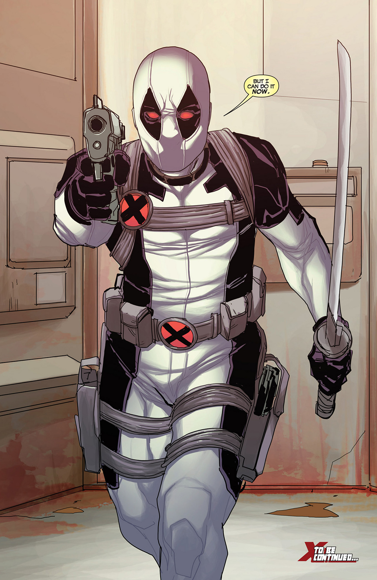Read online Uncanny X-Force (2010) comic -  Issue #31 - 22