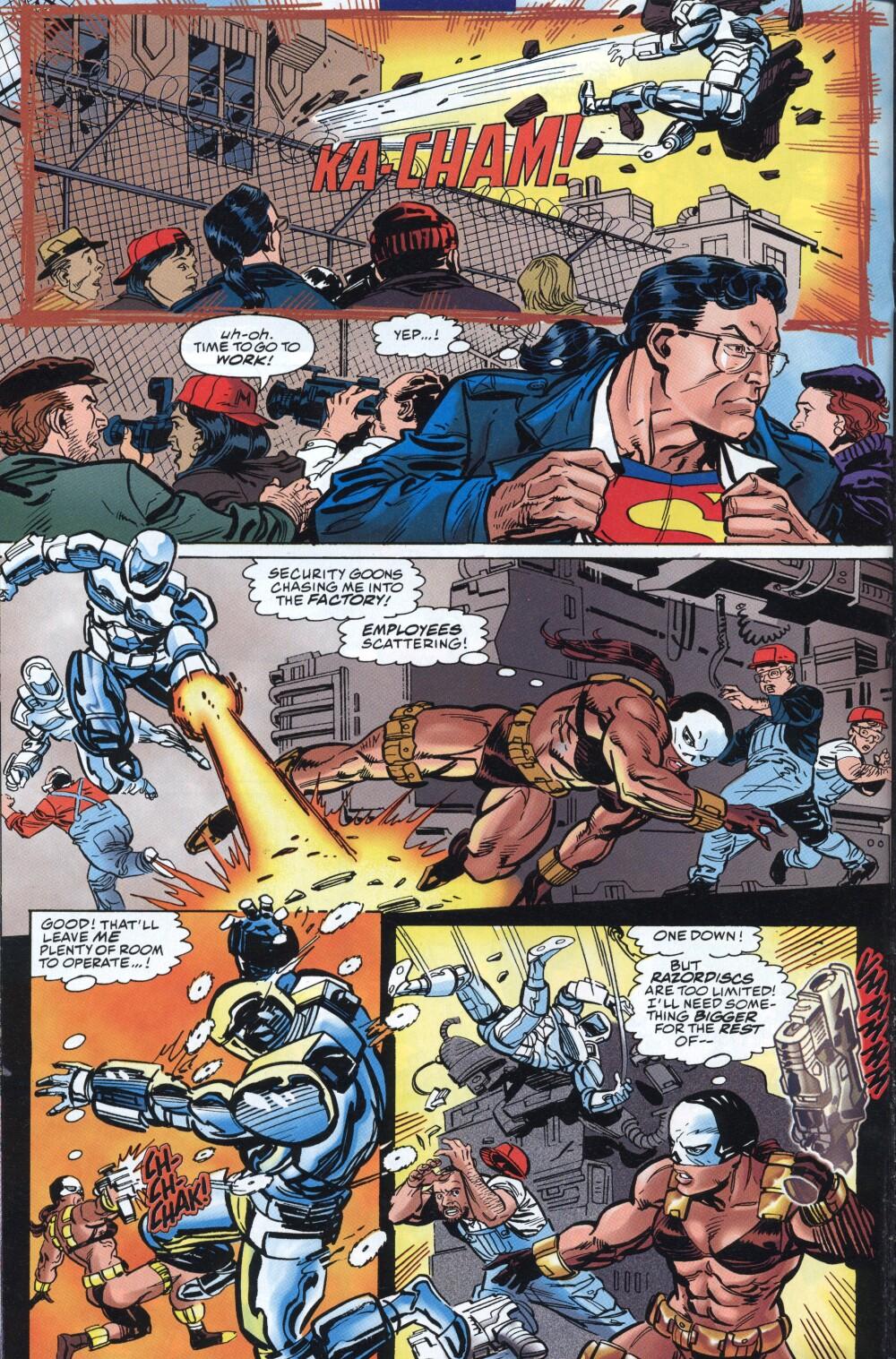 Action Comics (1938) 718 Page 15