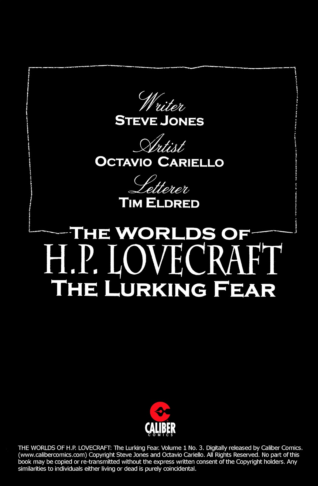 Worlds of H.P. Lovecraft Issue_The_Lurking_Fear Page 2