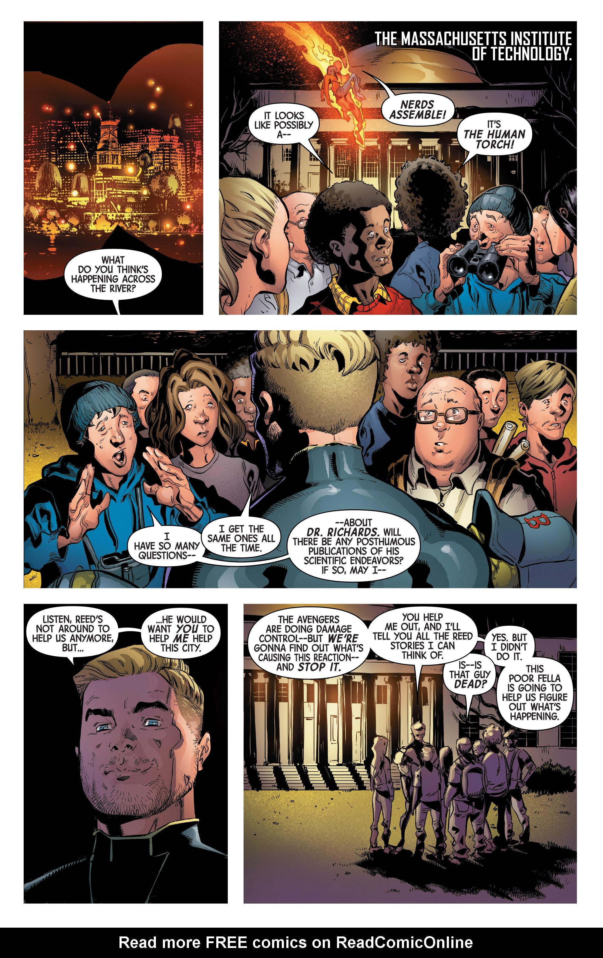 Read online Uncanny Avengers [II] comic -  Issue #2 - 10