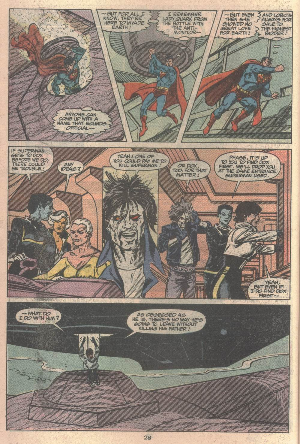 Read online Adventures of Superman (1987) comic -  Issue #Adventures of Superman (1987) _Annual 2 - 28