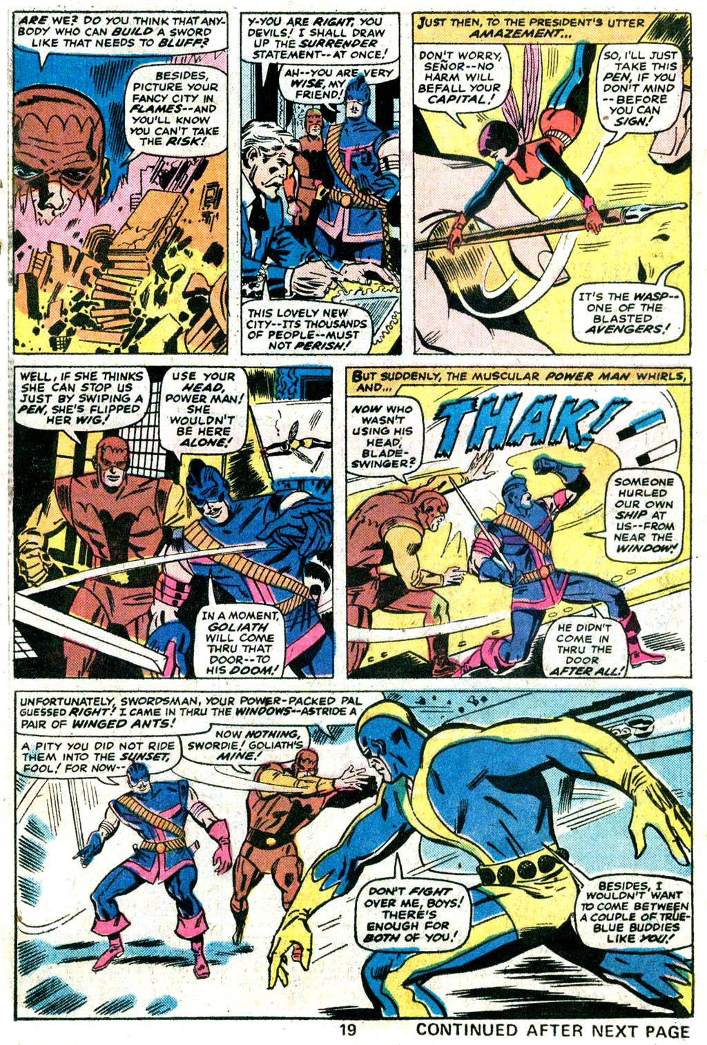 Giant-Size Avengers (1974) issue 5 - Page 16