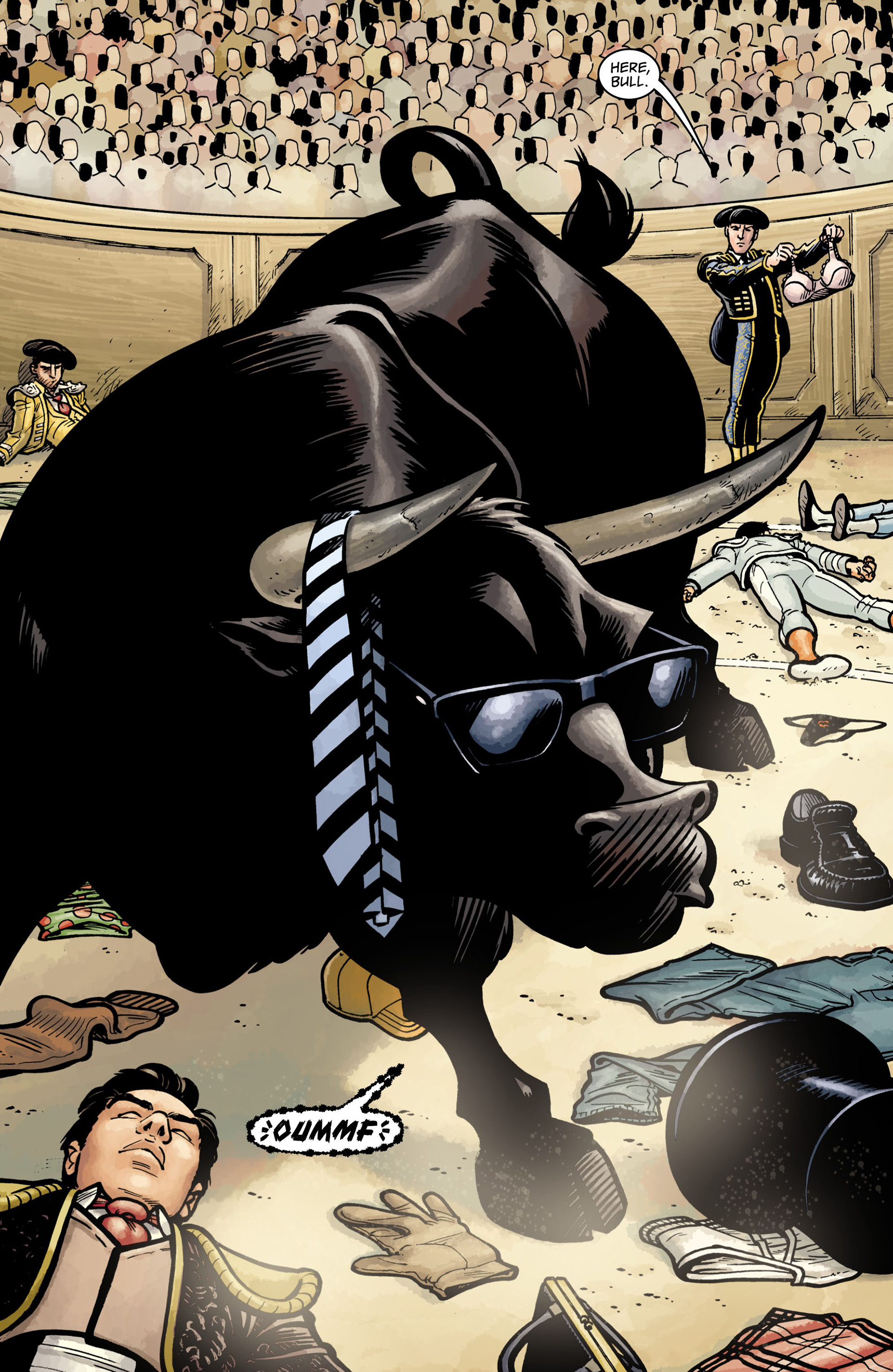 Read online Seaguy: The Slaves of Mickey Eye comic -  Issue #2 - 15
