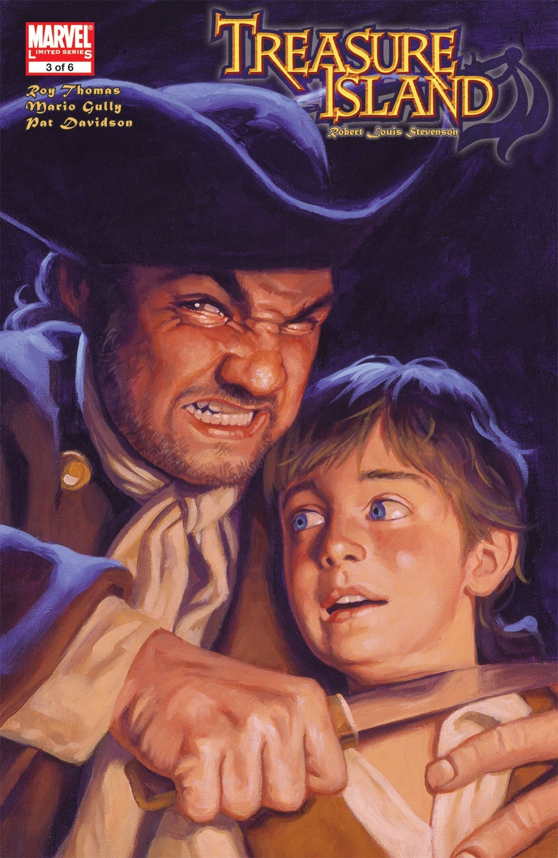 Read online Treasure Island comic -  Issue #3 - 1