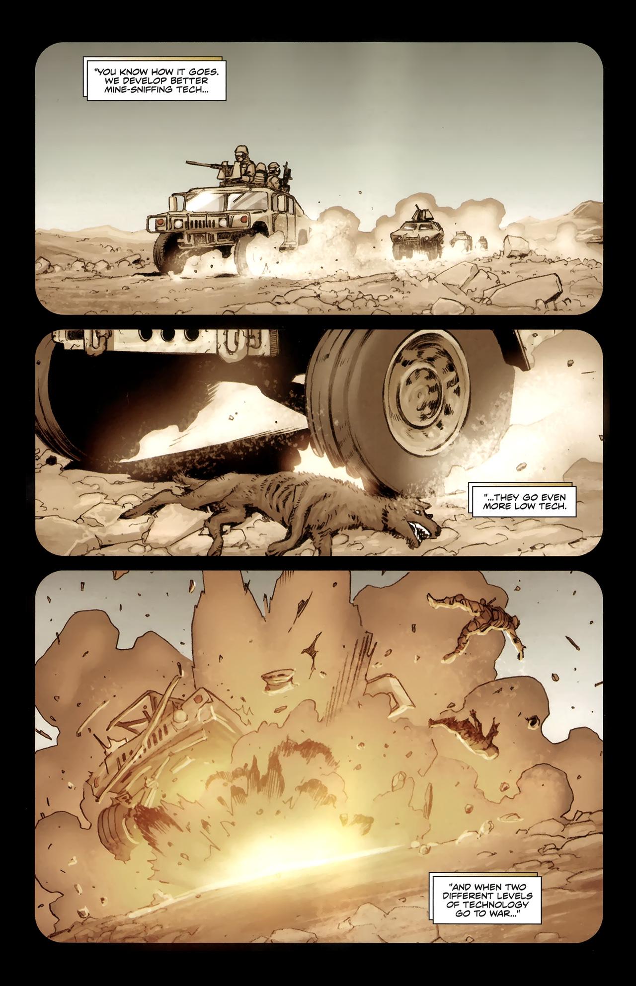 Read online Soldier Zero comic -  Issue #1 - 15