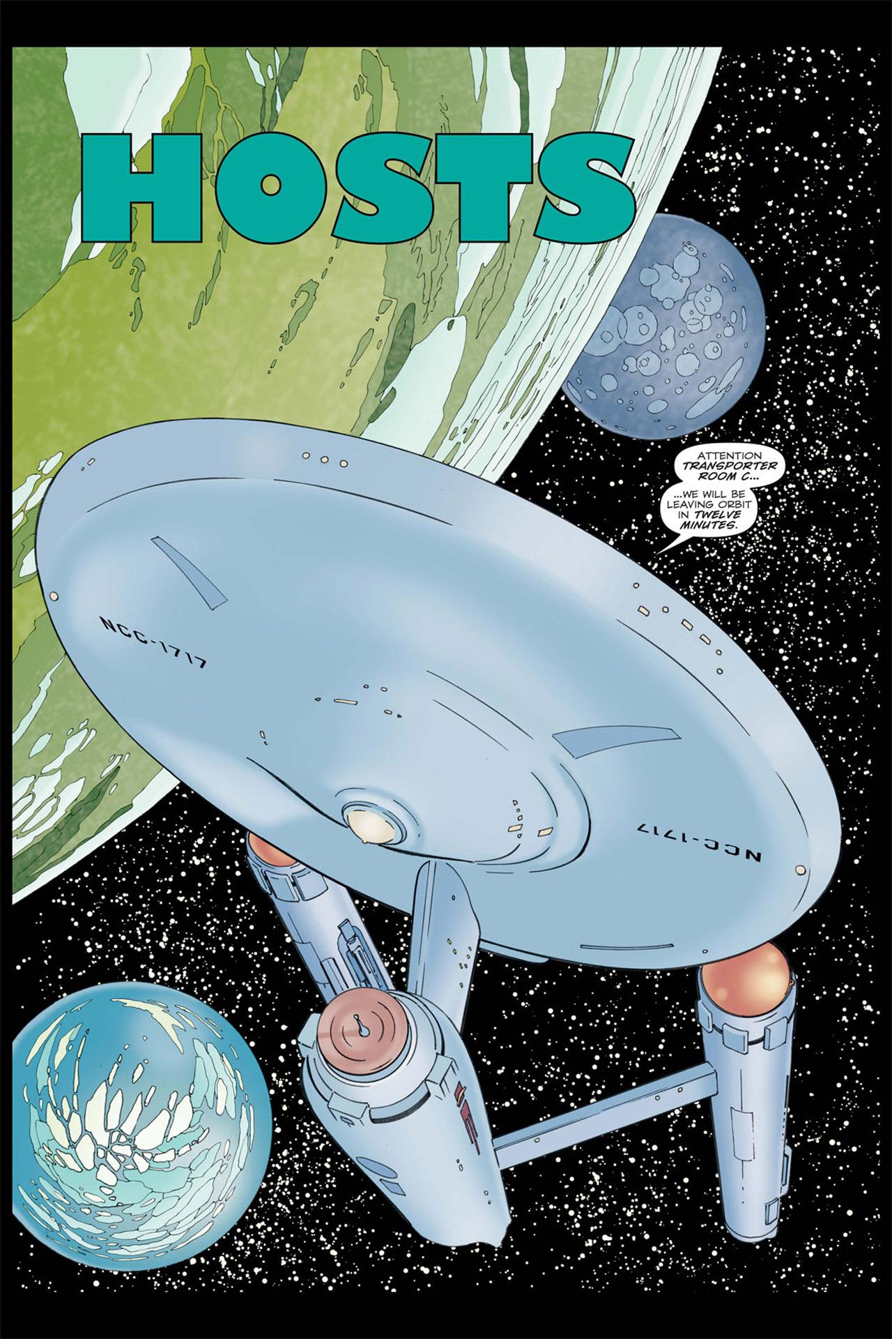 Read online Star Trek: Leonard McCoy, Frontier Doctor comic -  Issue #4 - 5