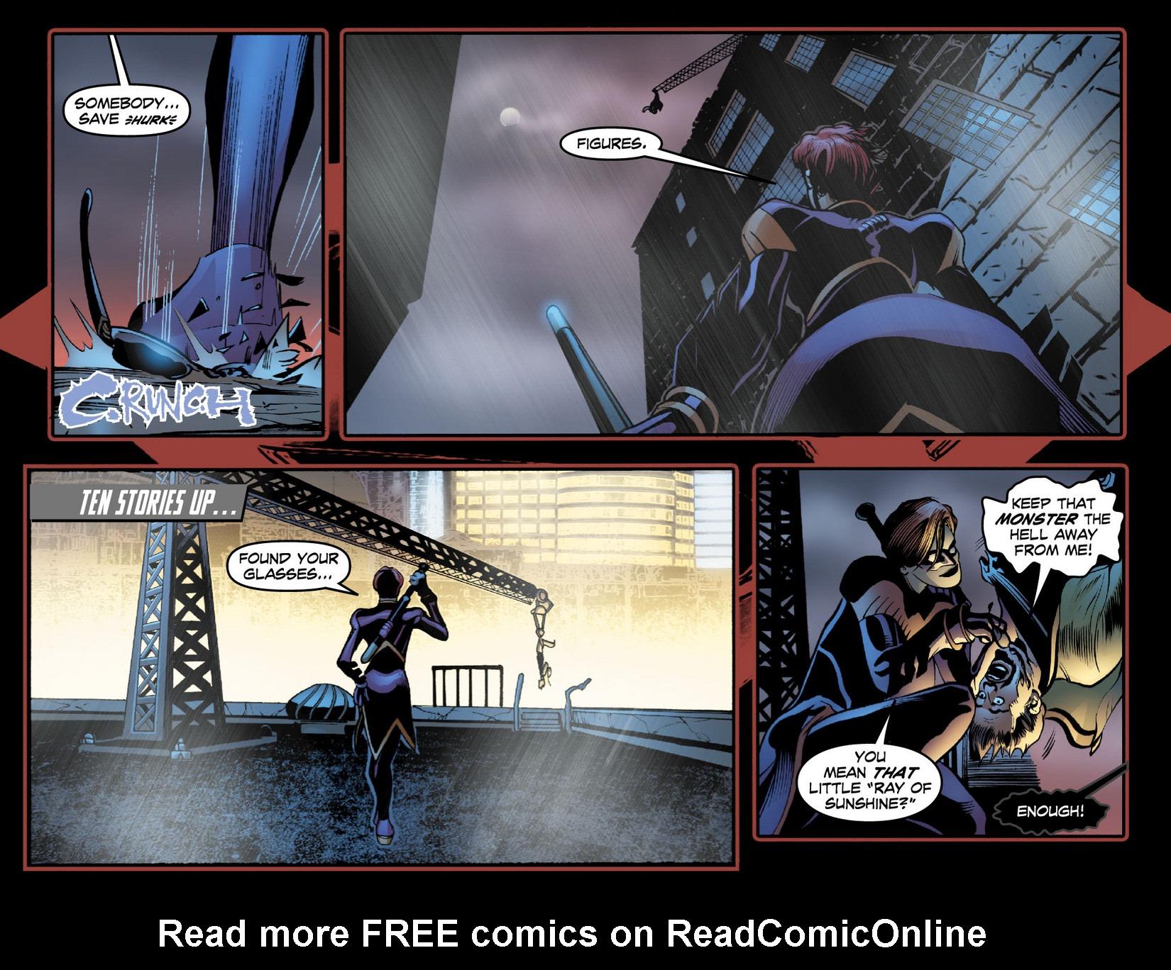 Read online Smallville: Season 11 comic -  Issue #13 - 18