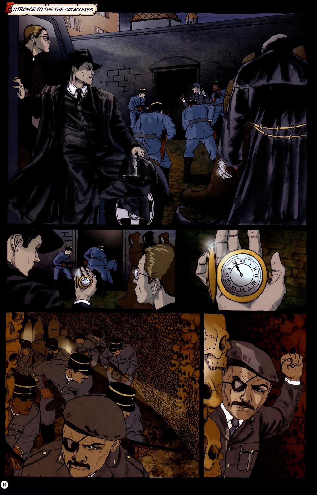 Read online Rex Mundi comic -  Issue #14 - 18