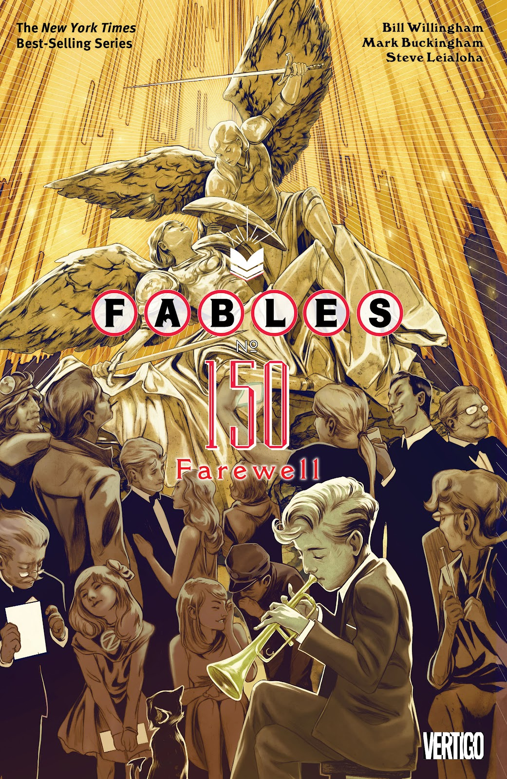 Fables issue 150 - Page 1
