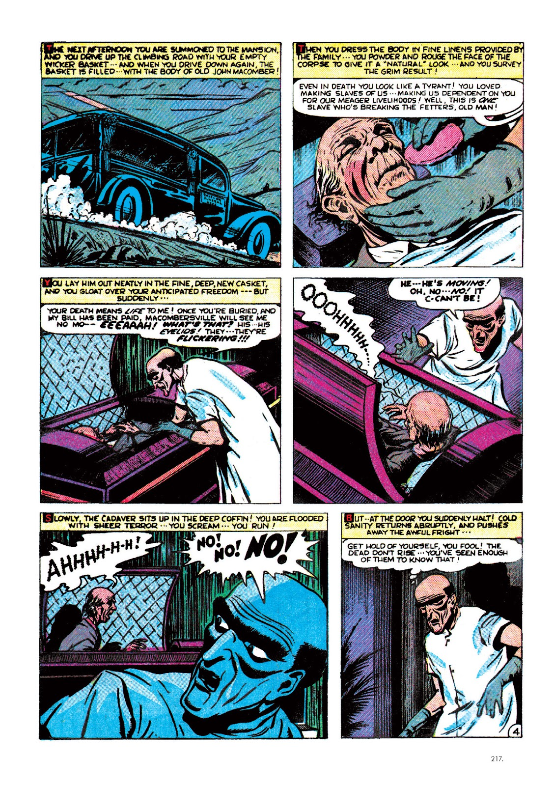 Read online The Bill Everett Archives comic -  Issue # TPB 2 (Part 3) - 15