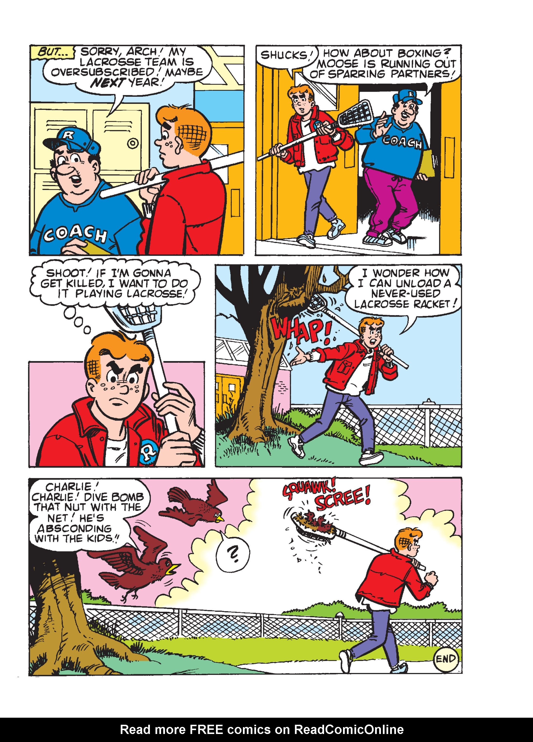 Read online Archie 1000 Page Comics Blowout! comic -  Issue # TPB (Part 2) - 219