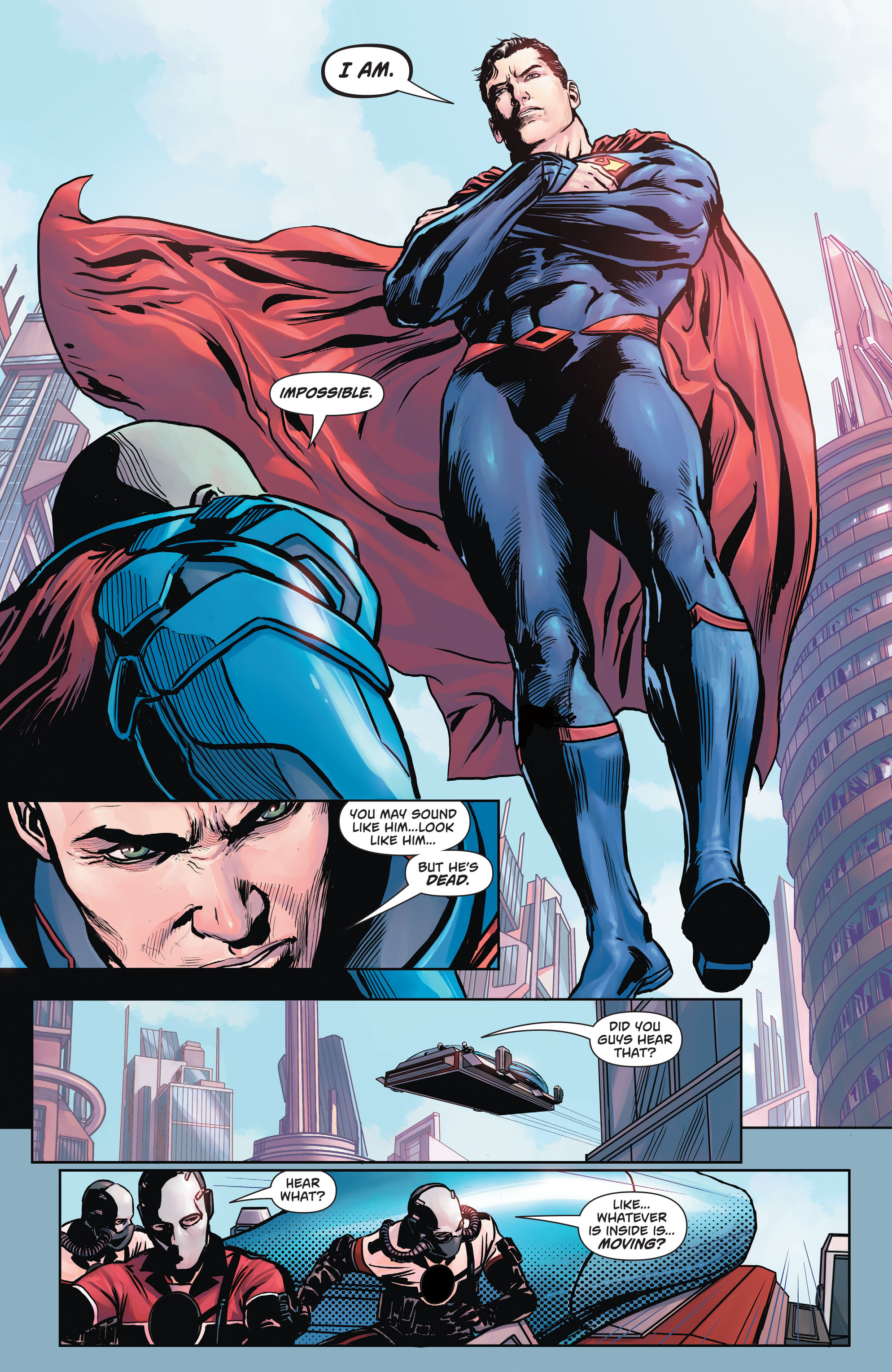 Read online Action Comics (2016) comic -  Issue #957 - 14