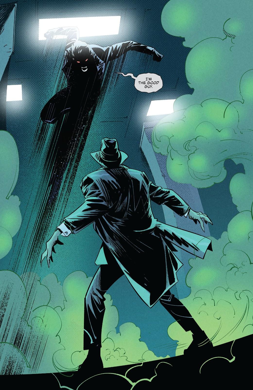 Read online Angel   Spike comic -  Issue #10 - 4