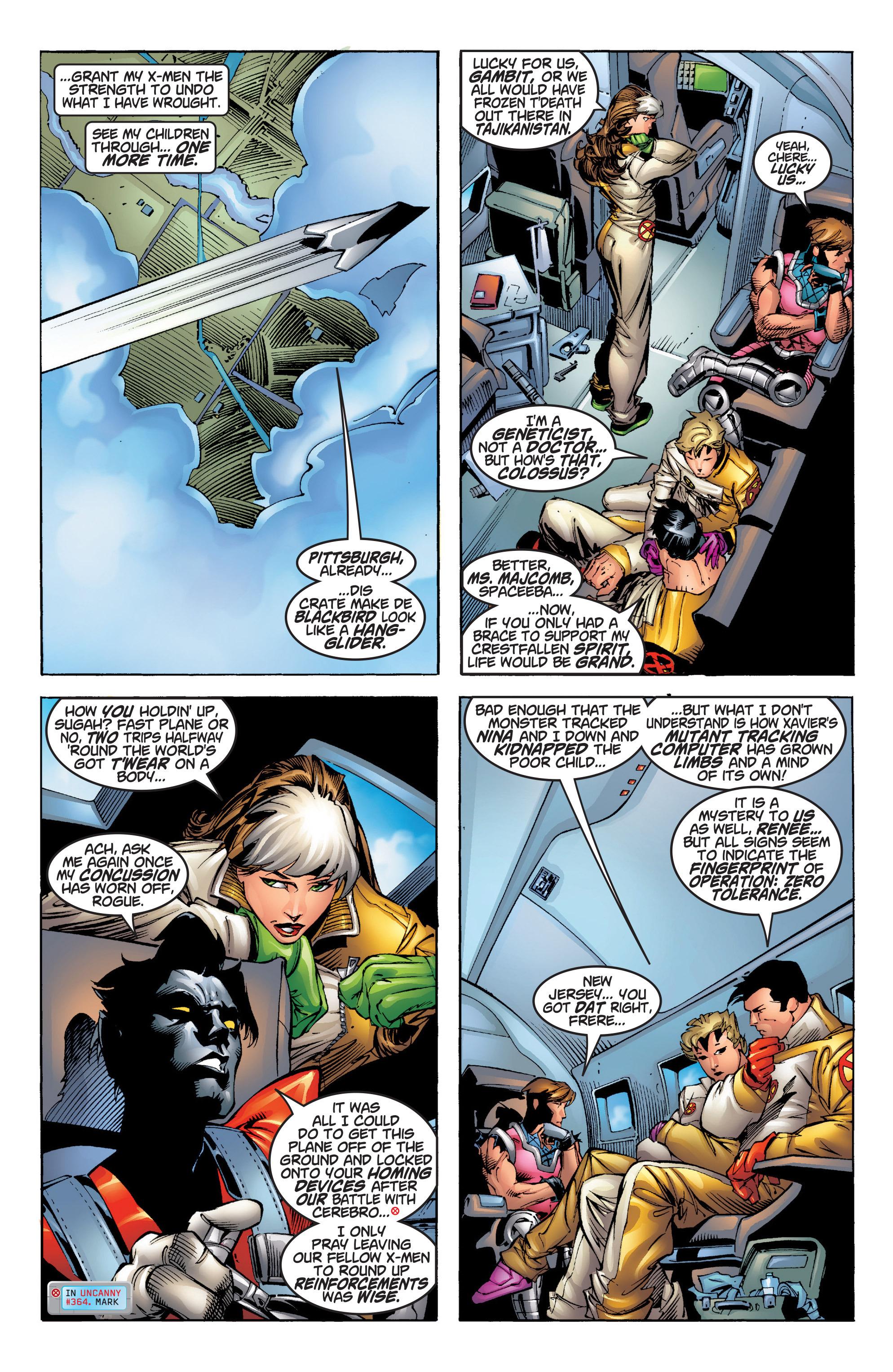 X-Men (1991) 84 Page 3