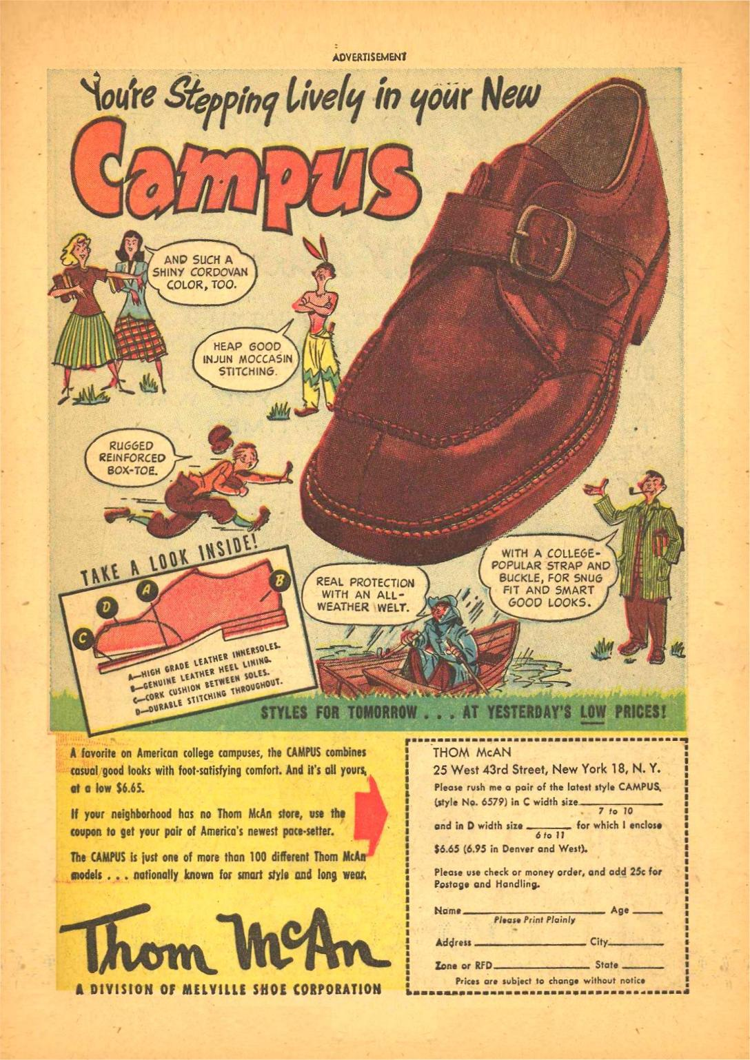 Read online Adventure Comics (1938) comic -  Issue #148 - 13