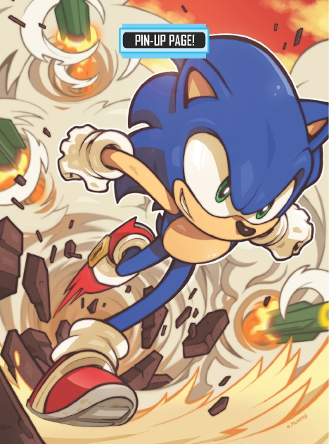 Read online Sonic Comics Spectacular: Speed of Sound comic -  Issue # Full - 80