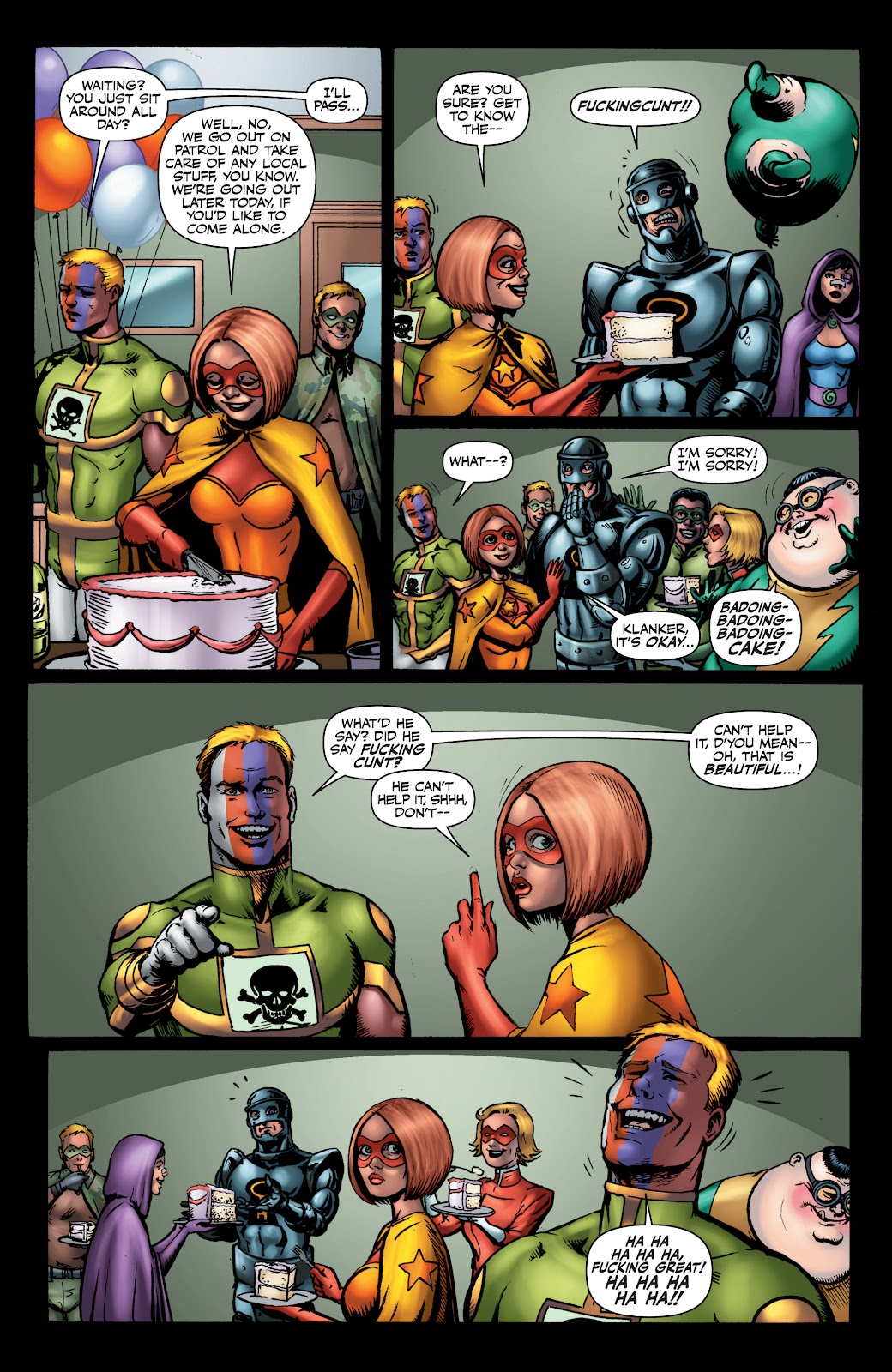 Read online The Boys Omnibus comic -  Issue # TPB 4 (Part 1) - 56