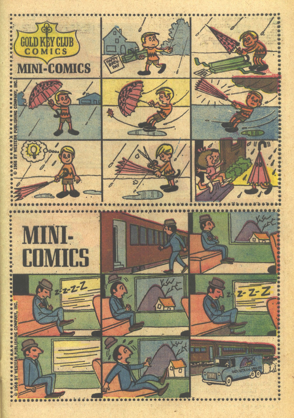 Walt Disney's Comics and Stories issue 332 - Page 33