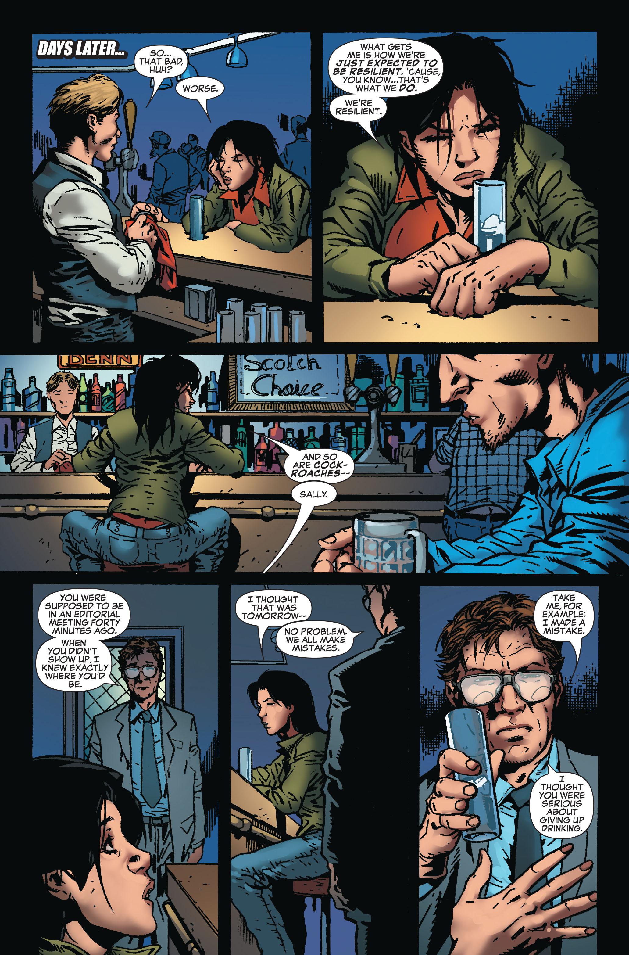 Read online World War Hulk: Front Line comic -  Issue #6 - 18