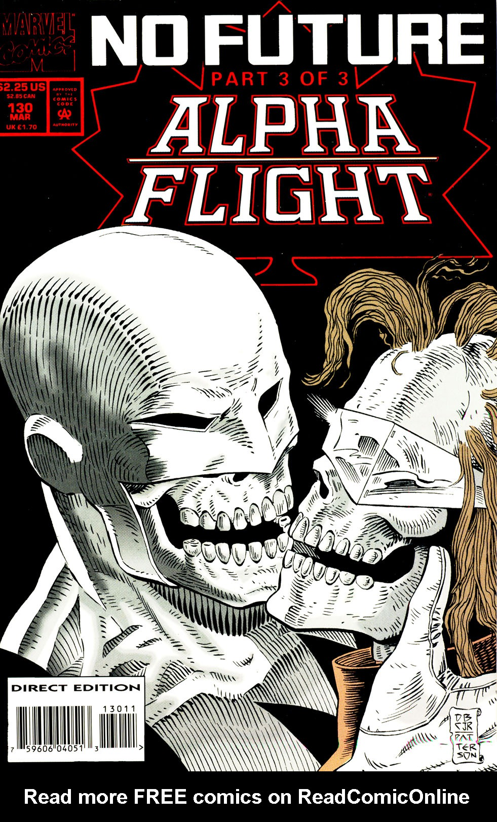 Read online Alpha Flight (1983) comic -  Issue #130 - 2