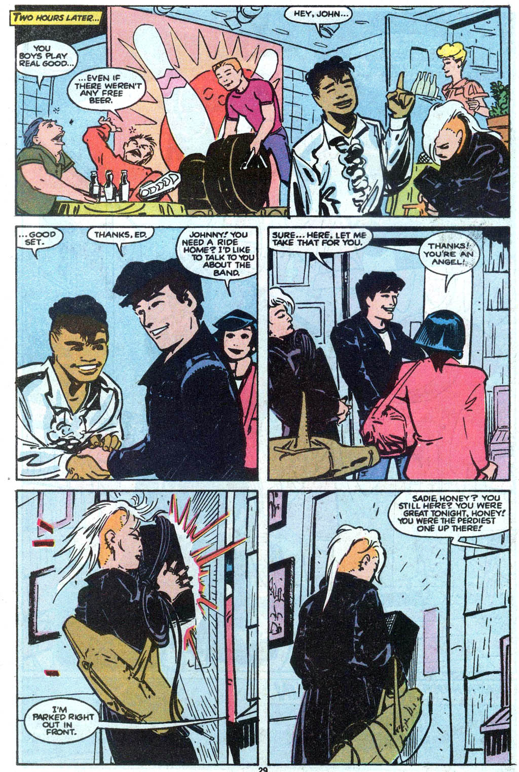 Steeltown Rockers issue 4 - Page 22