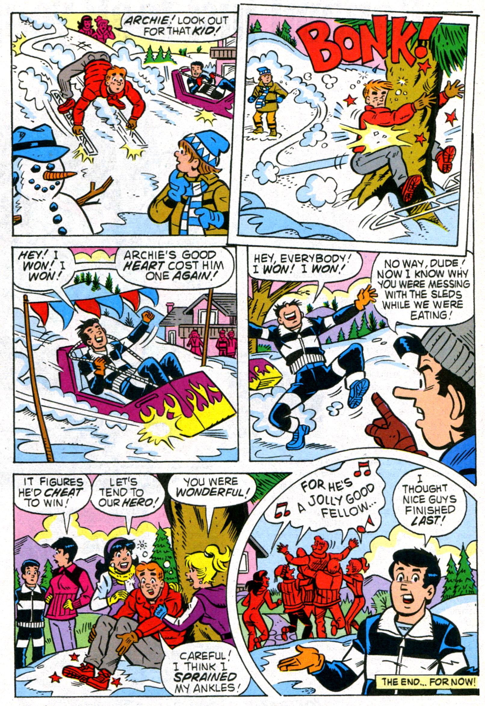 Read online World of Archie comic -  Issue #8 - 17