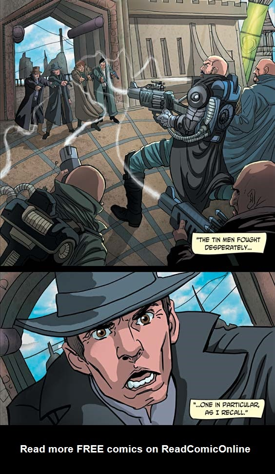 Read online Tin Man comic -  Issue # Full - 7