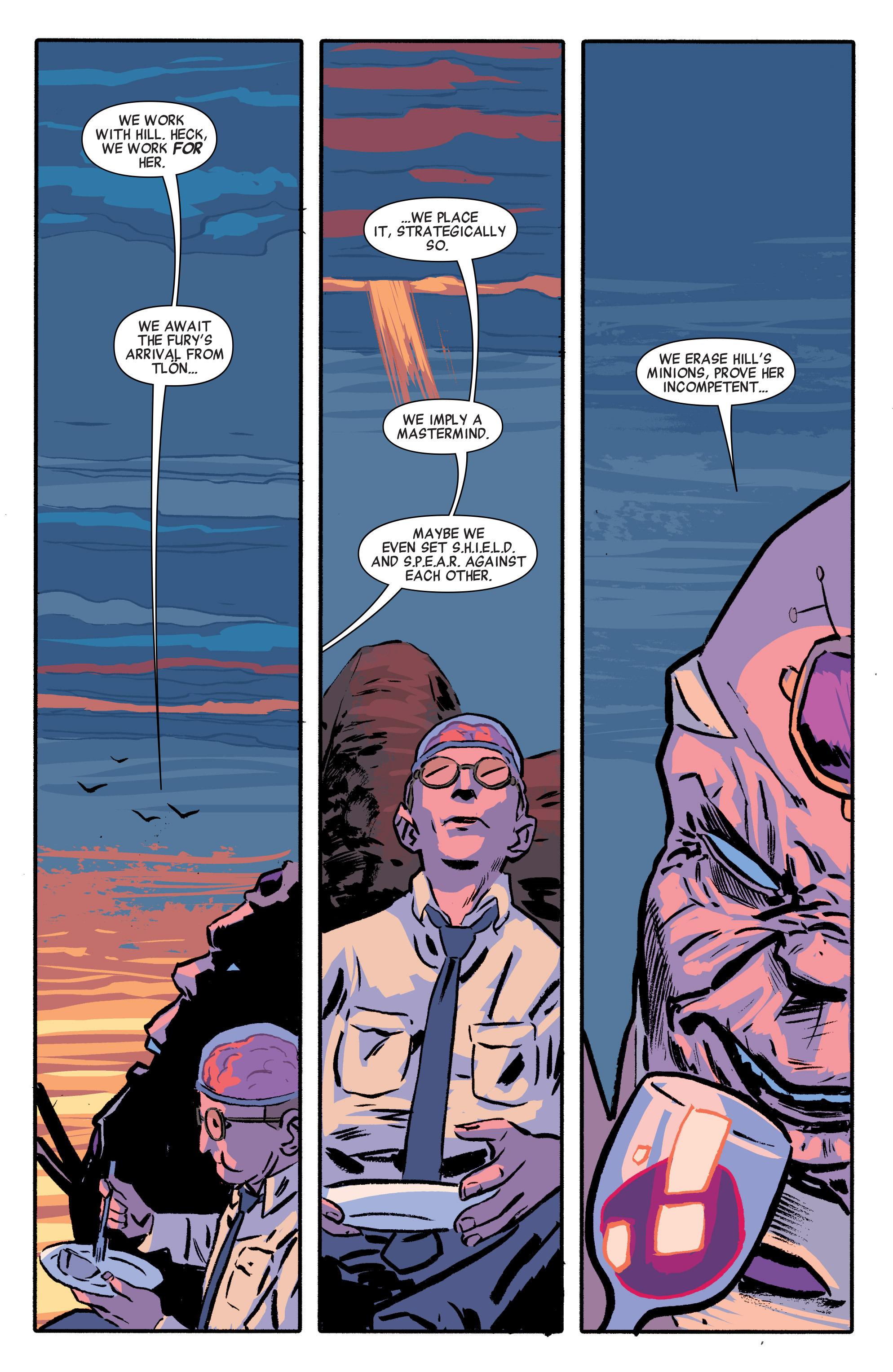 Read online Secret Avengers (2014) comic -  Issue #8 - 13