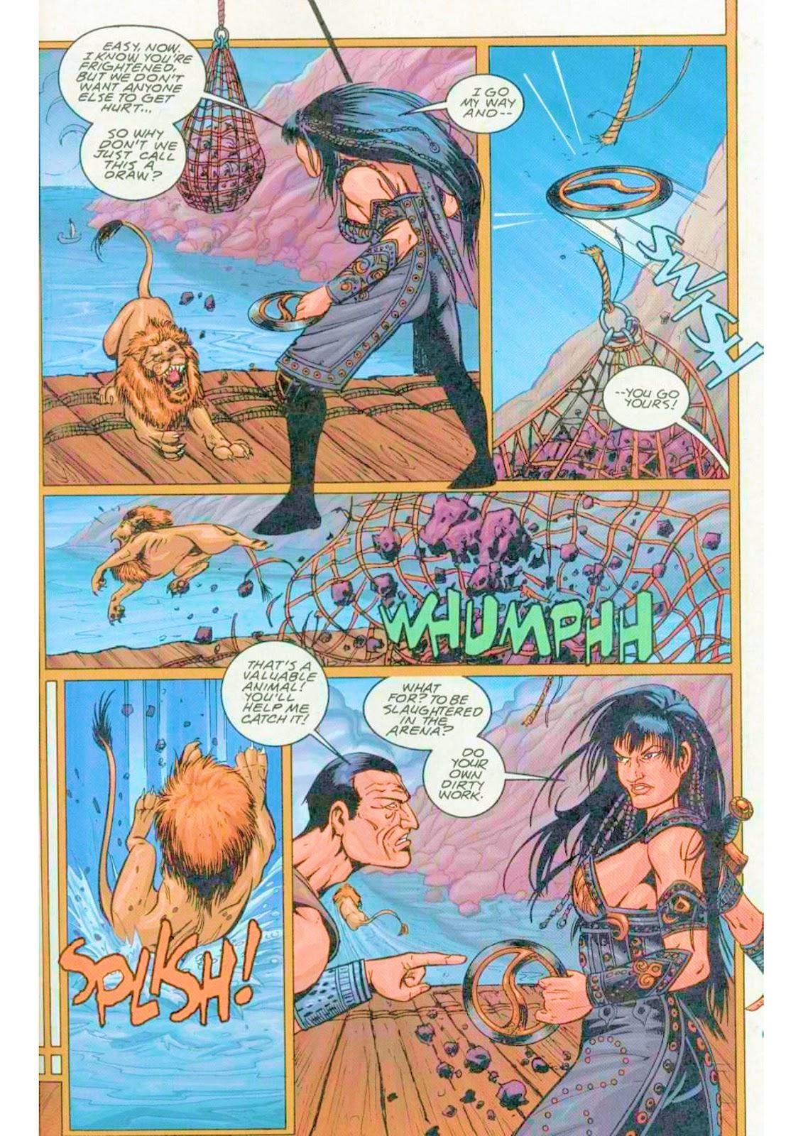 Xena: Warrior Princess (1999) Issue #4 #4 - English 9