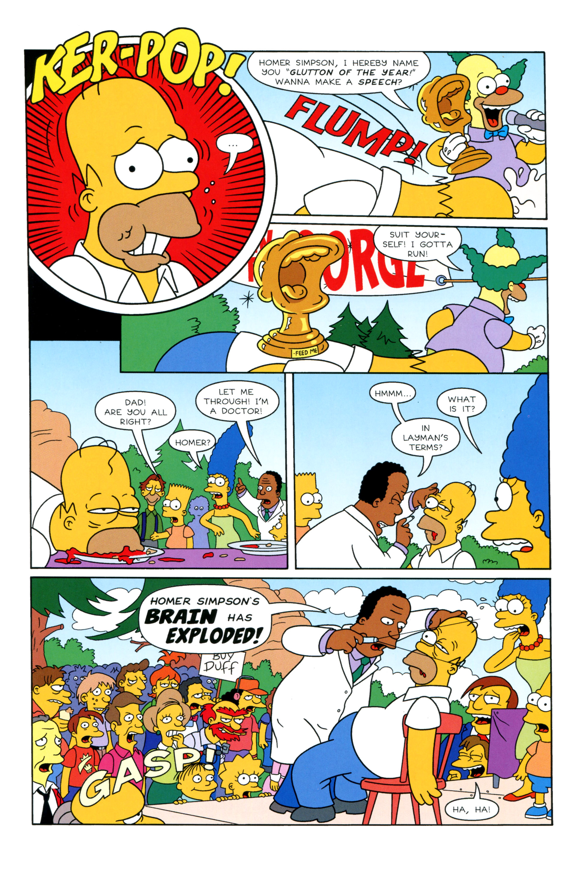 Read online Simpsons Illustrated (2012) comic -  Issue #8 - 6