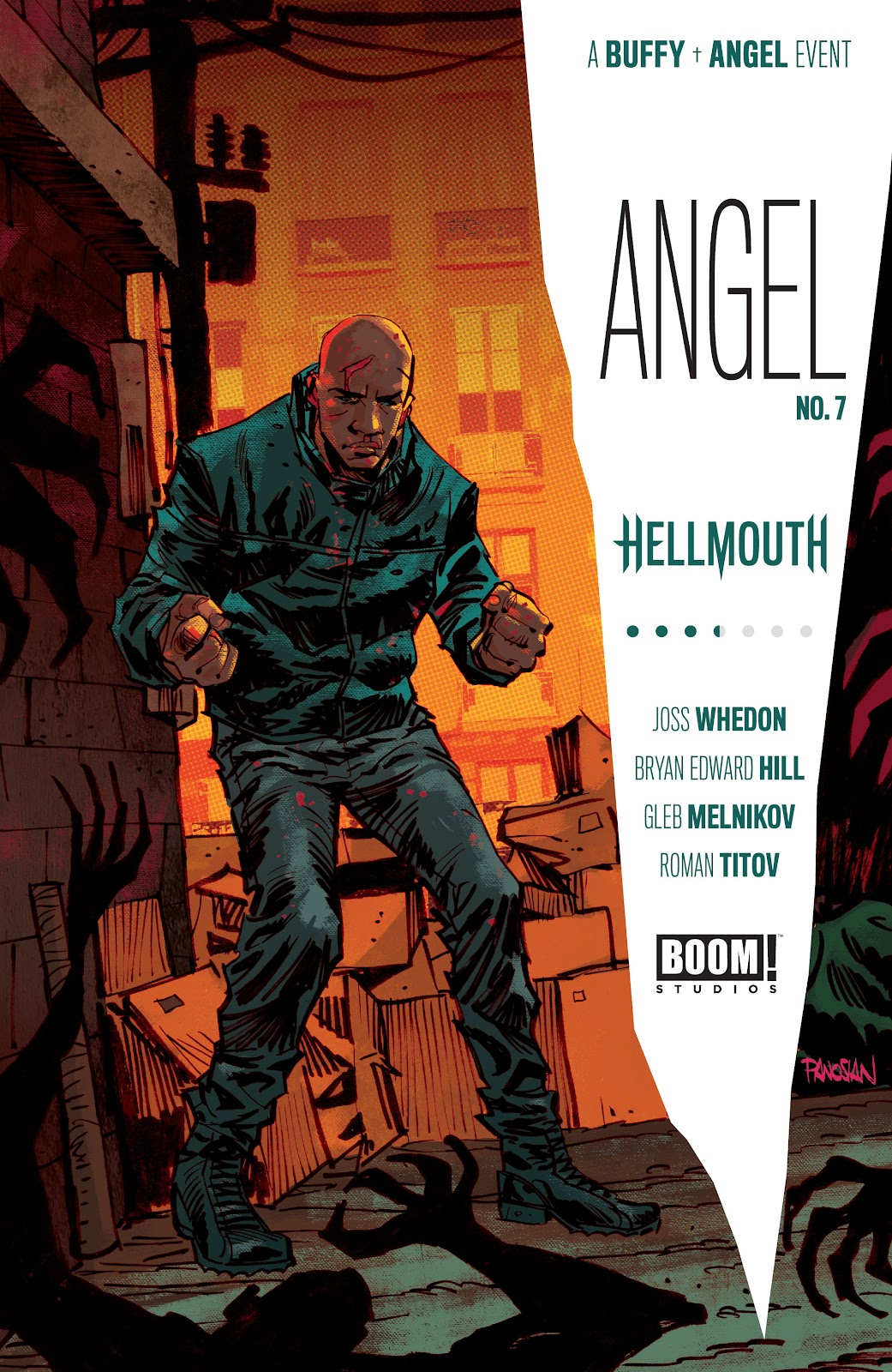 Read online Angel (2019) comic -  Issue #7 - 1