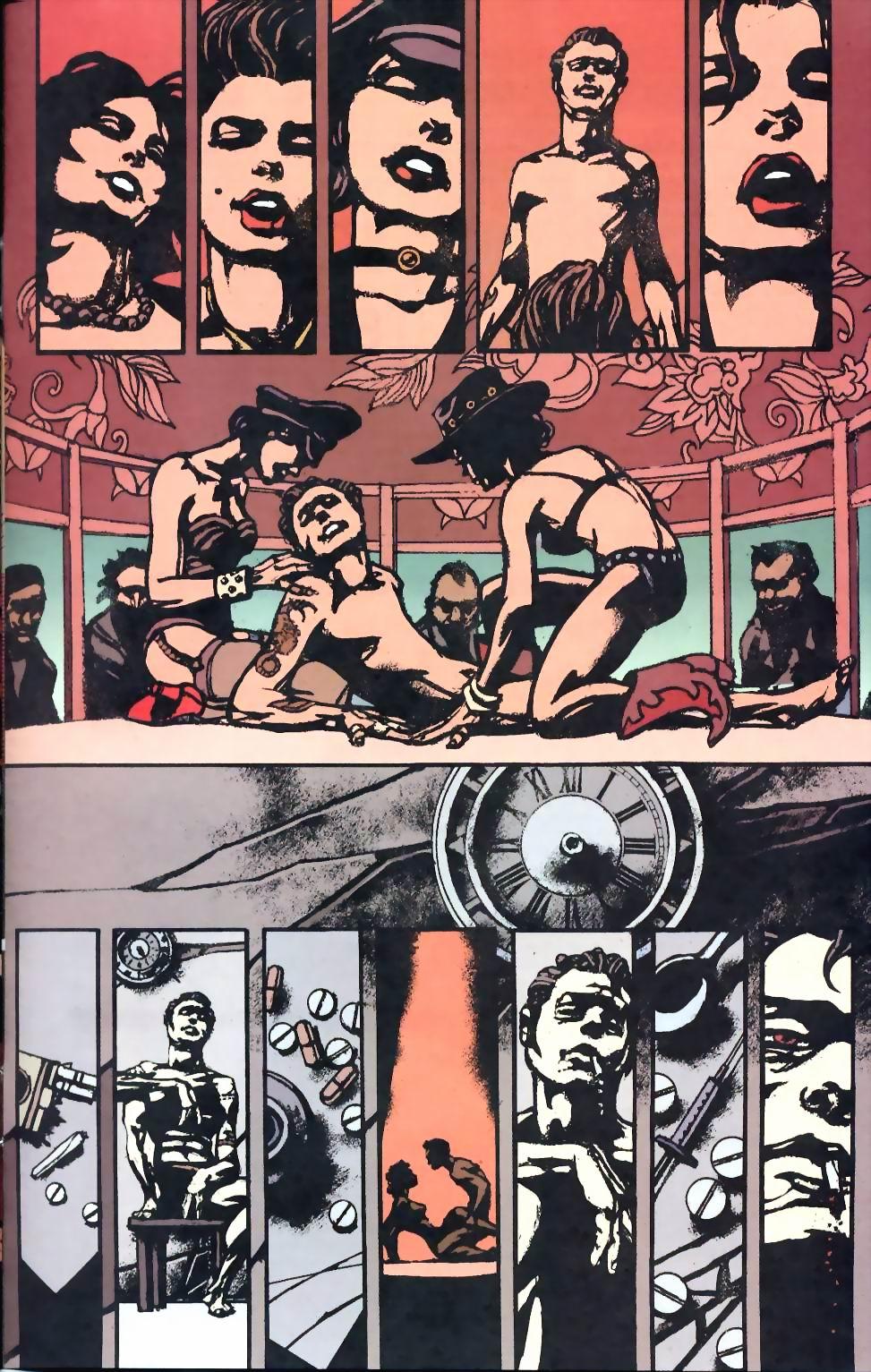 Read online Flinch comic -  Issue #16 - 21