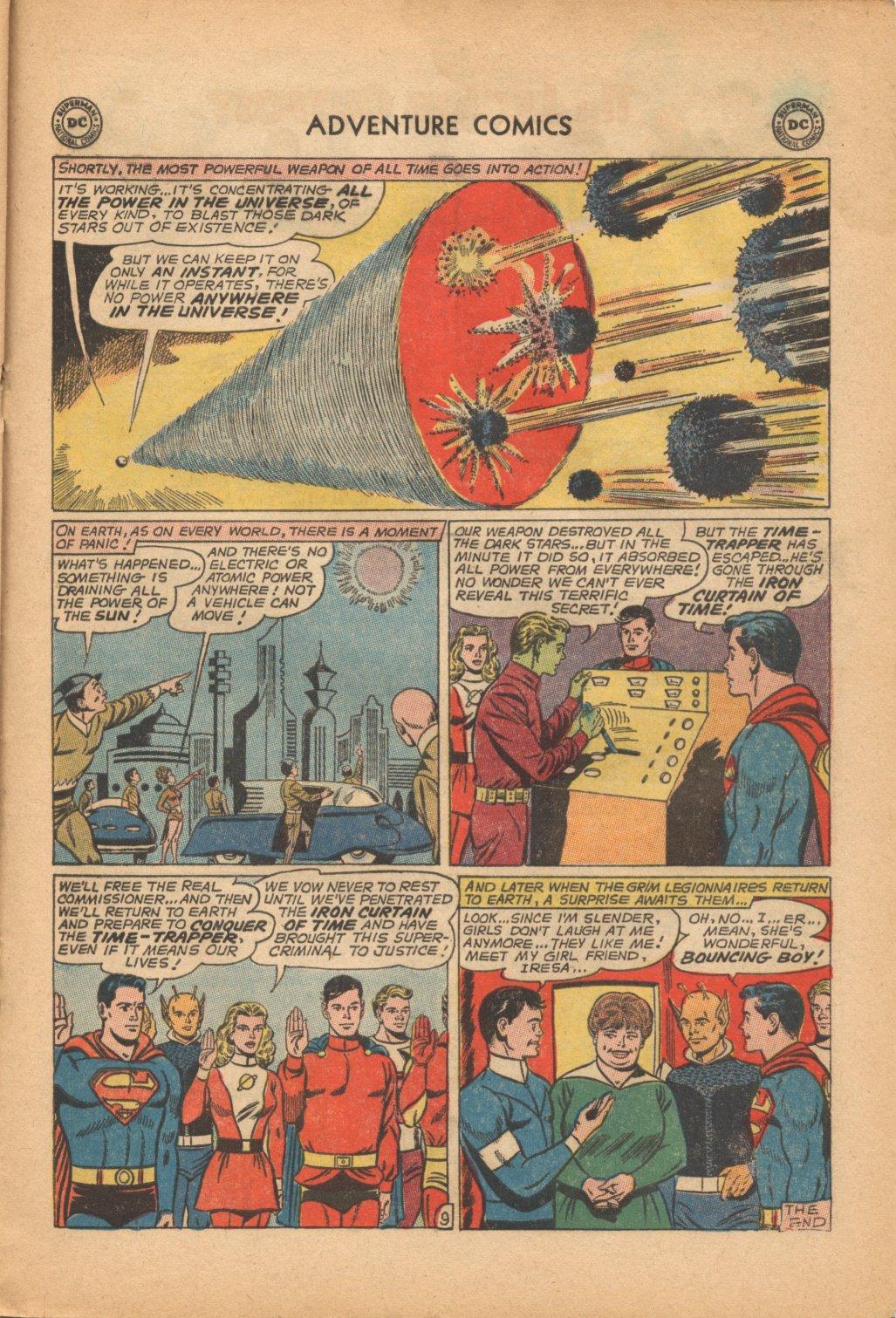 Read online Adventure Comics (1938) comic -  Issue #321 - 21