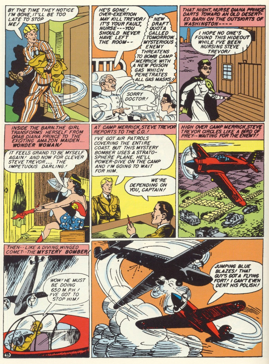 Read online Sensation (Mystery) Comics comic -  Issue #1 - 11